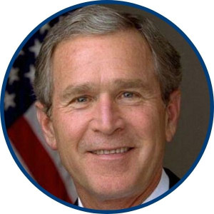 george w bush usa v2