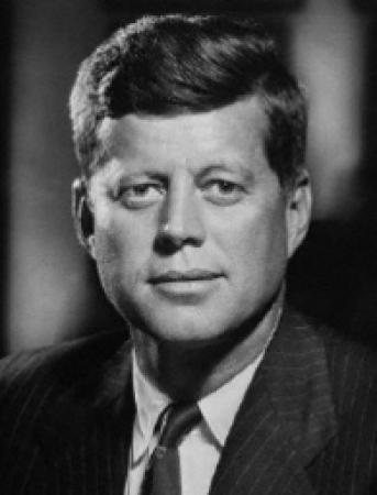 <b>John Fitzgerald</b> Kennedy - SetHeight450-john-f-kennedy